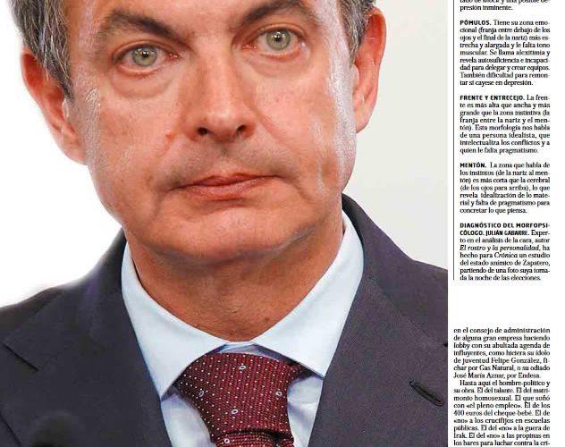 Crónica El Mundo - José Luis Rodríguez Zapatero